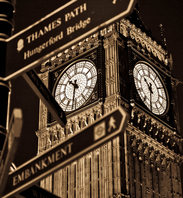 Big Ben by Yasin D via flickr