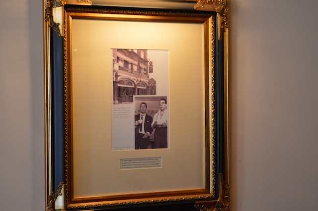 Kray memorabilia is not exactly hidden.