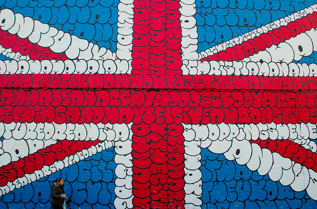 Flag of Shoreditch by Natalie Clarke via flickr