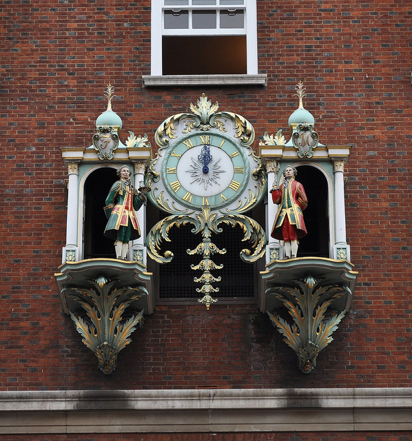 Fortnum & Mason, by Guy Tyler via flickr
