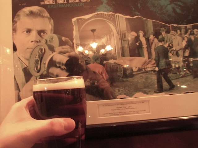A toast to Peeping Tom.