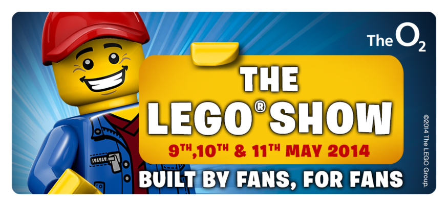 The Lego Show Comes To The O2