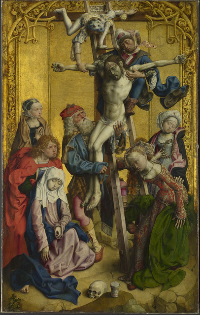 Master of the Saint Bartholomew Altarpiece (active about 1470 to about 1510) The Deposition, about 1500 5 The National Gallery, London © The National Gallery, London