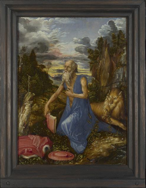 Albrecht Dürer (1471   1528) Saint Jerome, about 1496 The National Gallery, London © The National Gallery, London