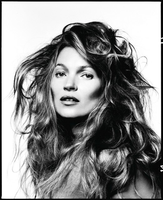Kate Moss by David Bailey, 2013 Copyright: David Bailey