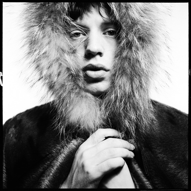 Mick Jagger by David Bailey, 1964 Copyright: David Bailey