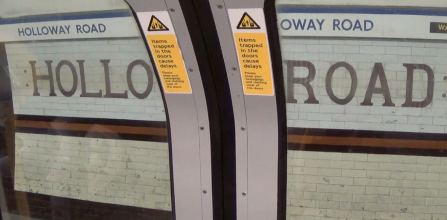 Secrets of the Piccadilly line.