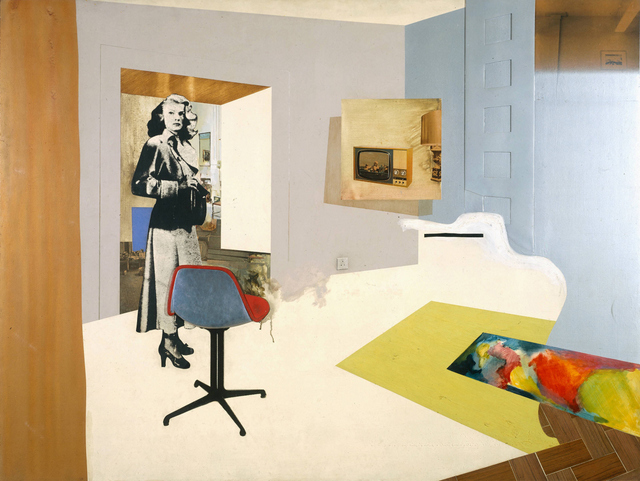Richard Hamilton, Interior II 1964 Tate © The estate of Richard Hamilton