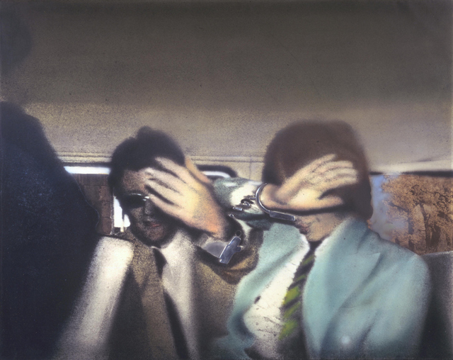 Richard Hamilton, Swingeing London 67 (f) 1968–9. Tate © The estate of Richard Hamilton