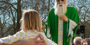 In Pictures: St Patrick's Day Celebration 2014