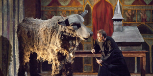 Father Nandru & The Wolves Take Over Wilton's Music Hall