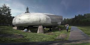 Serpentine Galleries' Summer Pavilion Revealed