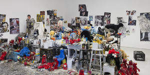 Journey To The Chaotic Joyceland At Lisson Gallery