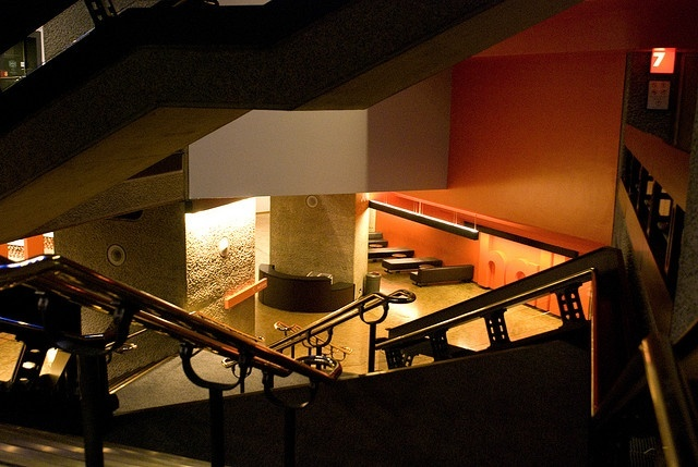 Barbican Centre interior