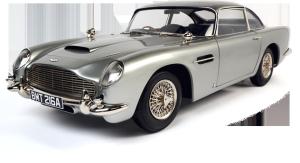 James Bond Car Exhibition