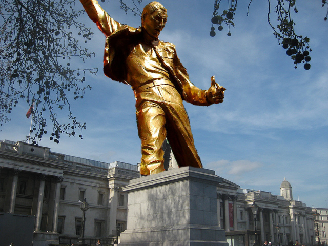 save me 10 alternative uses for the freddie mercury statue londonist