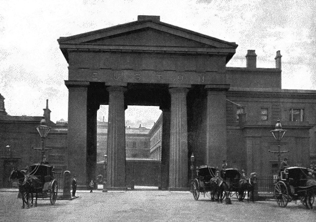 Why The Euston Arch Should Stay Demolished