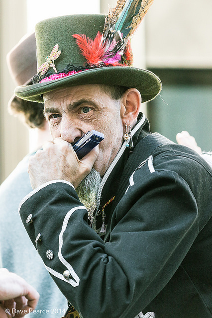Irish man, by Dave Pearce on Flickr