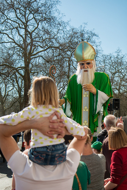 St Patrick by Zefrog on Flickr