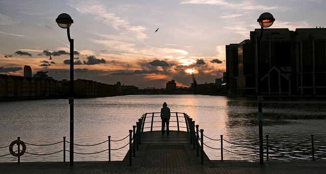 Millwall Dock by Joe Dunckley via Flickr