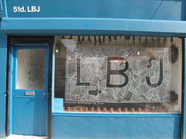 London Borough Of Jam: Lillie O'Brien's Hand-Made Jams