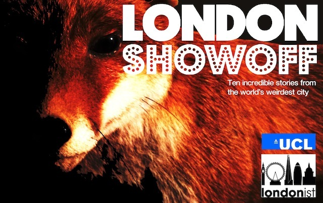 London Showoff: 10 Speakers Geek Out About London
