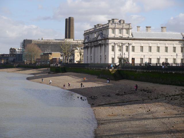 Greenwich beach