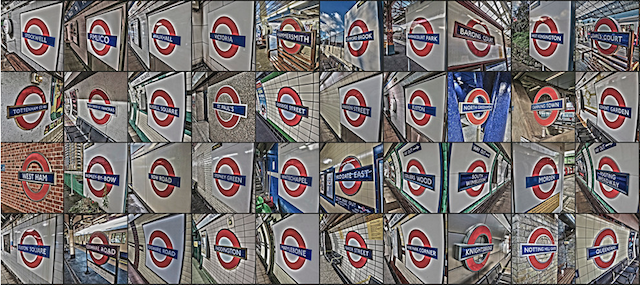 Roundel Of Applause For A Man Who's Visited Every Tube Station