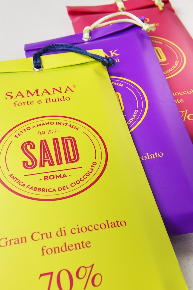 Gran cru chocolate bars