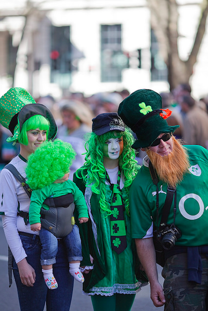 Irish Family by John Barber on Flickr