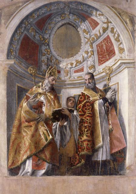 oil on canvas 341 x 240 cm