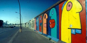 Thierry Noir: A Retrospective At Howard Griffin Gallery