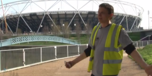 Video: Best Bits Of Queen Elizabeth Olympic Park