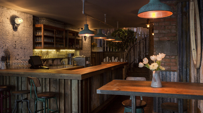 New Restaurant Review: Barnyard