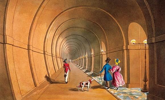 Ticket Alert: Walk Through Brunel's Thames Tunnel