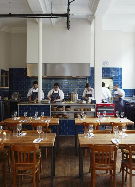 The Clove Club / image supplied by the restaurant