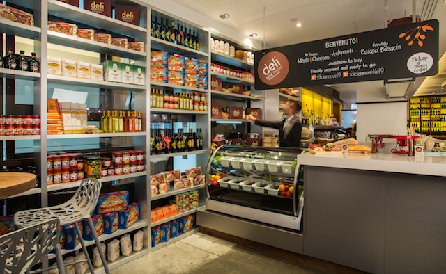 Best new food shops deli nineteen blackfriars londonist for Cuisine store