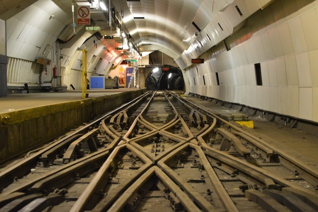 This Underground Line Isn't On Your Tube Map