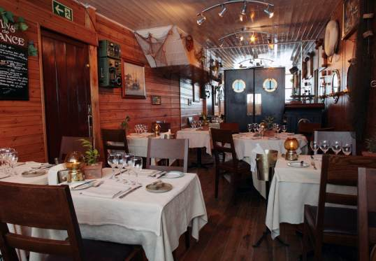 Dining Beyond Zone 1: The Lobster Pot