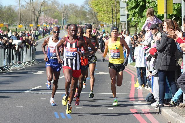The leading men, including Mo Farah / by Hilly