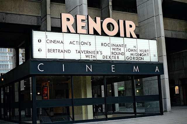 Renoir Cinema by EUROVIZION