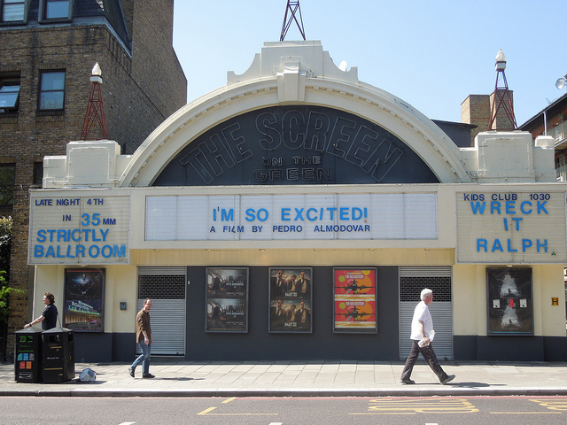 Screen on the Green, Islington © PastLondon