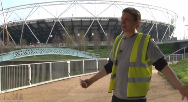 Video: Best Bits Of Queen Elizabeth Olympic Park