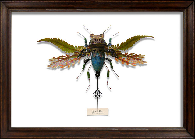 Mark Oliver, Scuttle Bug. Image courtesy and copyright of the artist.