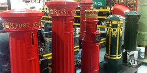 London's Top Postal Curiosities