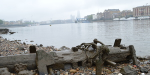 Do You Know What You Can Find On The Foreshore Of The Thames?