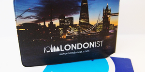Have You Got Yours Yet? Londonist Oyster Card Holder