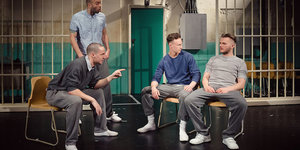 Shakespeare Goes Scouse in Riverside Studios' Hamlet