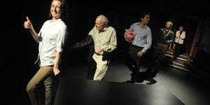 Mamet vs Churchill at The Orange Tree Theatre