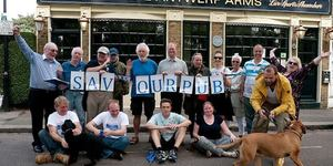 Help Save The Antwerp Arms In Tottenham